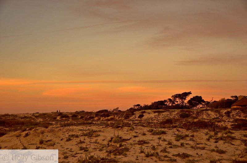 Sunset at Asilomar State Park - Monterey Peninsula, Pacific Grove - 143