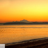 Mt. Baker from North Beach - Ft. Worden - 194