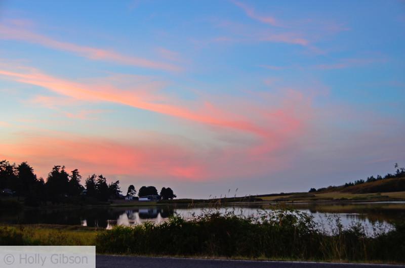 Sunset - Fort Worden/Chinese Gardens - 120