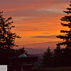 Sunset at Nansen Summit