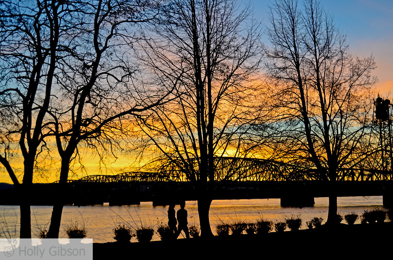 Sunset in Vancouver Washington - 95