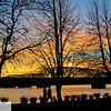 Sunset in Vancouver Washington - 95