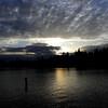 Sunset over lake - 58