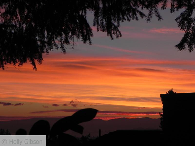 Sunrise in Portland, Oregon - 31