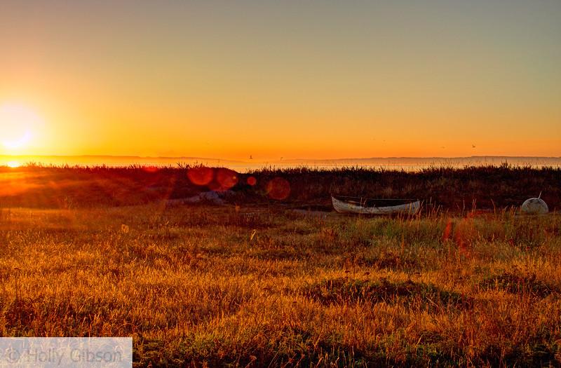 Sunrise at Fort Worden State Park - 175