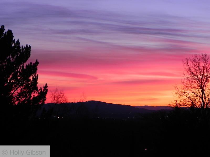 Pink sunrise - 54