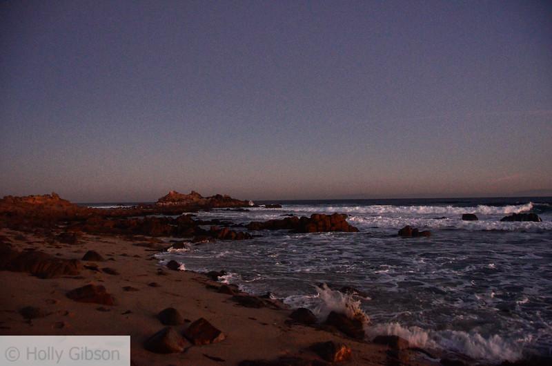 Dawn on Monterey Peninsula - Pacific Grove - 158