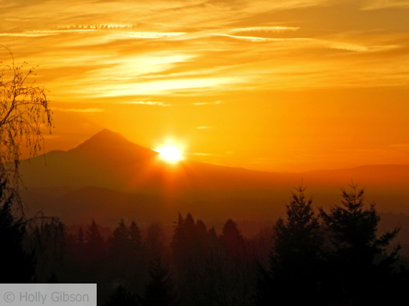 Sunrise over Mt. Hood - 51