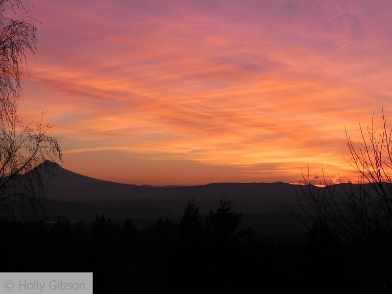 Mt. Hood at sunrise - 41