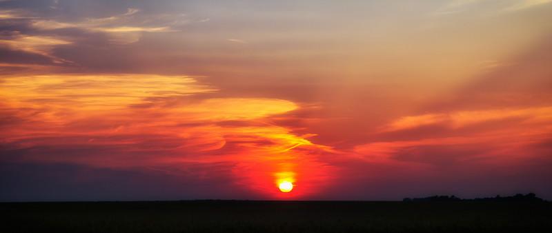 8/4/14 Sunset
