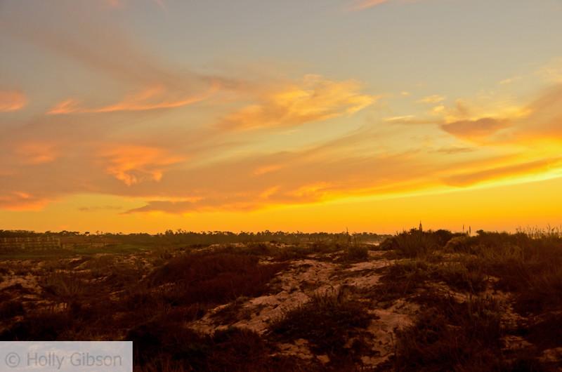 Sunset at Asilomar State Park - Monterey Peninsula, Pacific Grove - 144