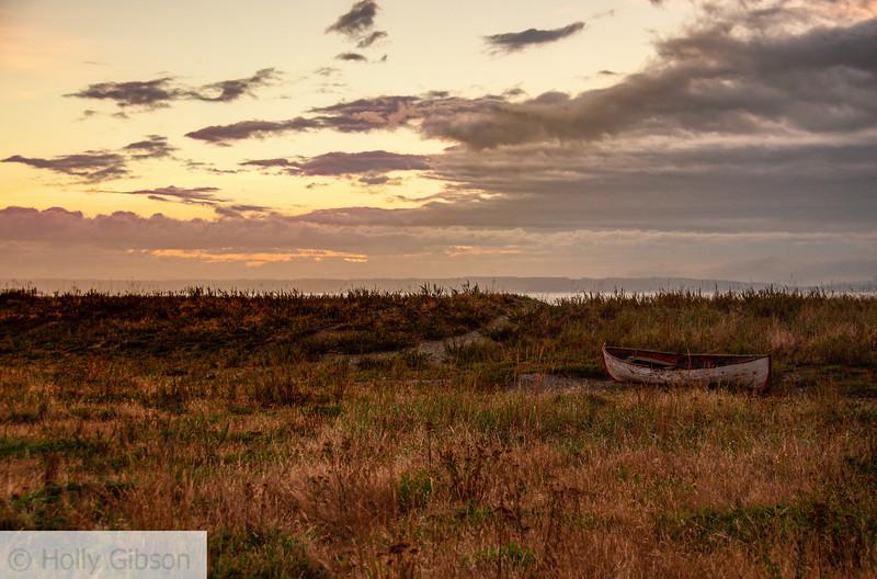 Sunrise at Fort Worden State Park - 179