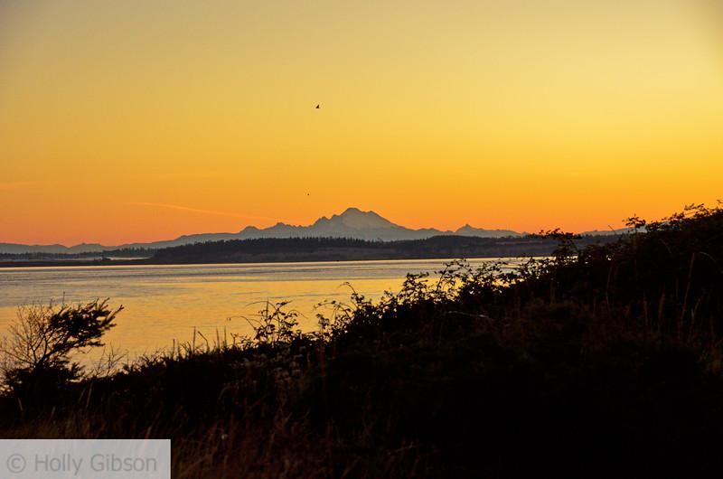 Sunrise at Fort Worden - Puget Sound - 124