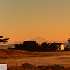 Lighthouse at sunrise - Ft. Worden - 203