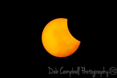 9-Great American Solar Eclipse 2017