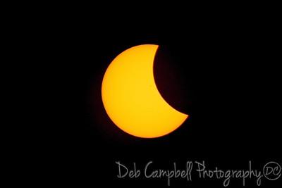 10-Great American Solar Eclipse 2017