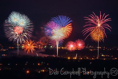 Fireworks Photomerge