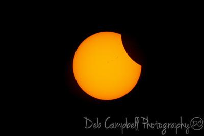 8-Great American Solar Eclipse 2017