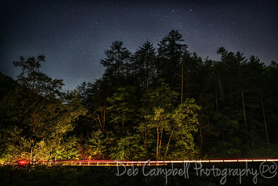 Stars over the Smokies