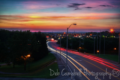 Sundown in the City