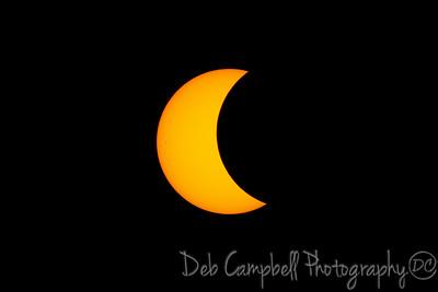 12-Great American Solar Eclipse 2017