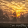 Cades Cove Sunrise<br /> Great Smoky Mountains