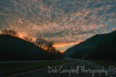 Morning at Walland Gap