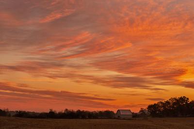 Tuckaleechee Pike Sunrise