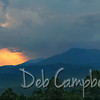 Sunrise Panorama from Maloney Point<br /> Great Smoky Mountains National Park
