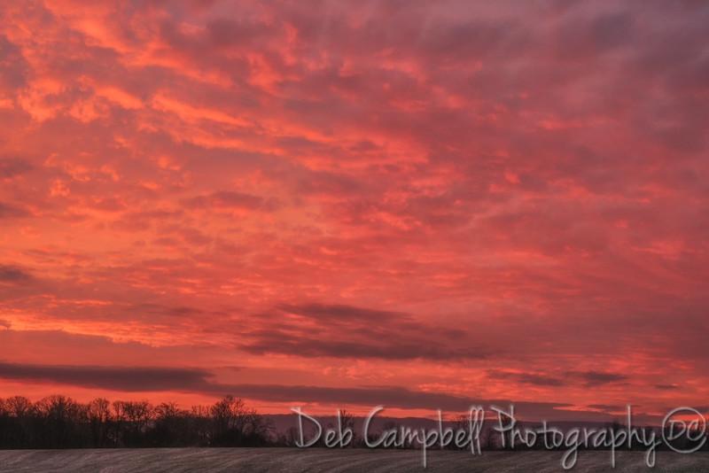 Montvale Sunrise