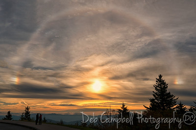 22° Halo with Sundogs