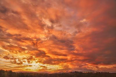 Sunrise at MC