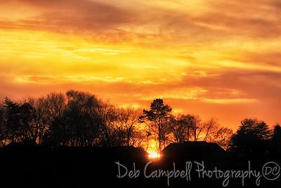 Maryville Sunset