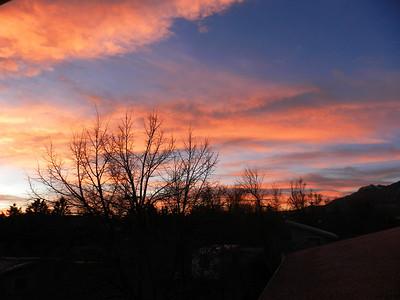 Sunrises Jan Feb 2012
