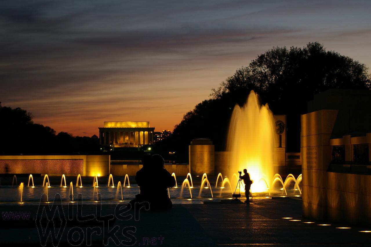 World War Two Memorial, Washington, DC