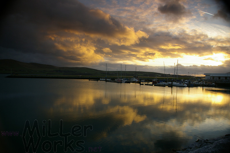 The Dingle Harbour