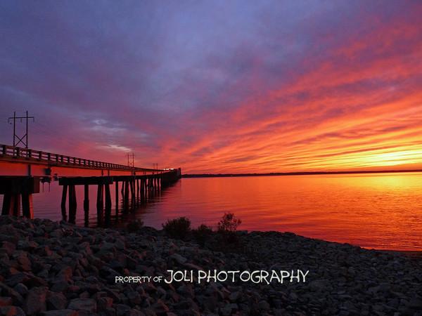 """""""Norris Bridge Sunset"""""""