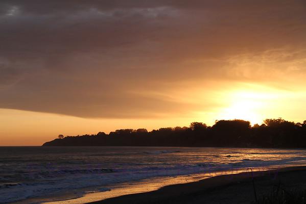 Stinson Sunset Day IX
