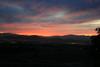 Sunset, 1 Jan 2008