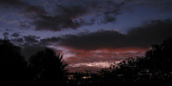 Sunrise, 20 Nov 2007