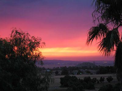 Sunset -- 19 Sep 2005
