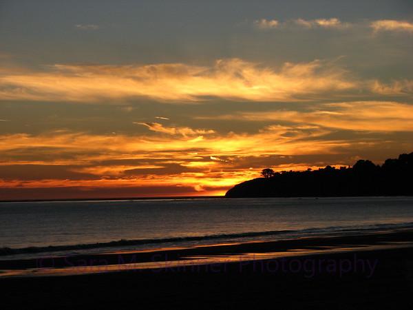 Stinson Sunset Day