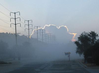 Sunrise, 8 Sep 2006