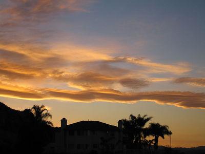 Sunrise -- 8 Feb 2006