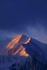 Sunrise on the west ridge