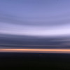 360 degree sunset panoramas up at North Stoke 1/4/17