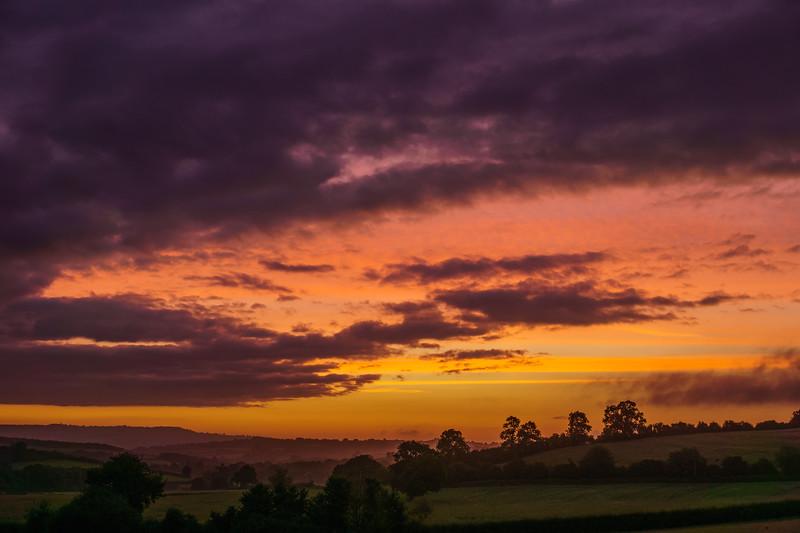 Another Priston sunrise 5/8/16