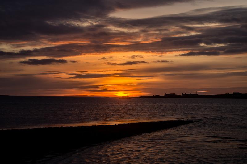 Pierowall Sunrise