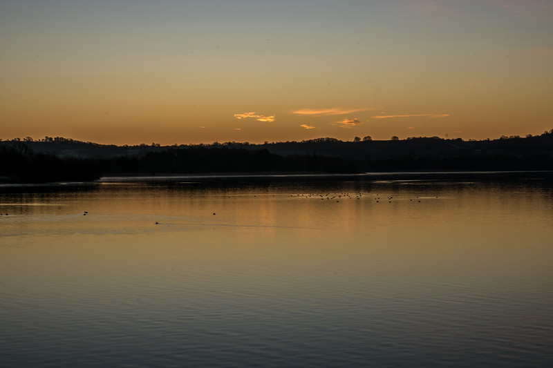 Chew Valley Lake Sunrise
