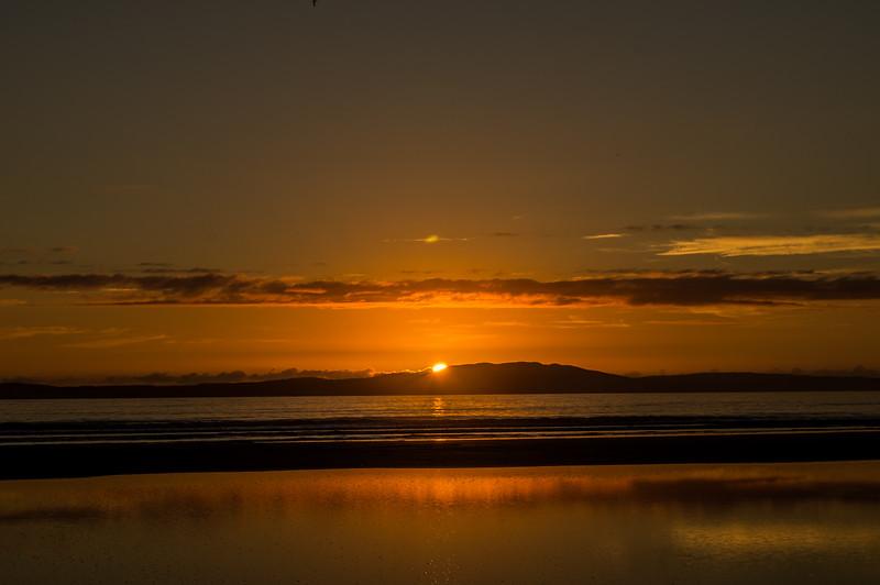 Kintra Sunset